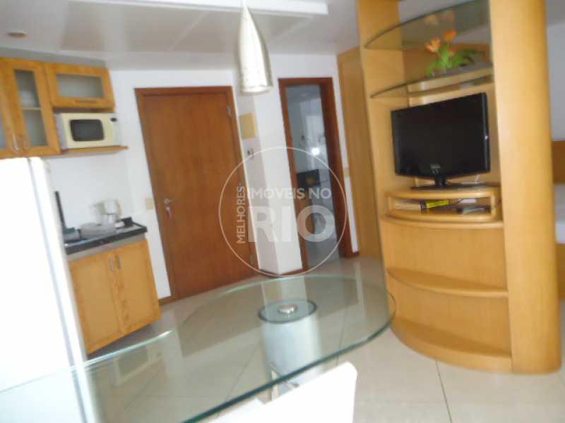 Melhores Imóveis no Rio - Apartamento 1 quarto na Barra da Tijuca - MIR1233 - 5
