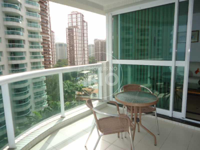 Melhores Imóveis no Rio - Apartamento 1 quarto na Barra da Tijuca - MIR1233 - 6