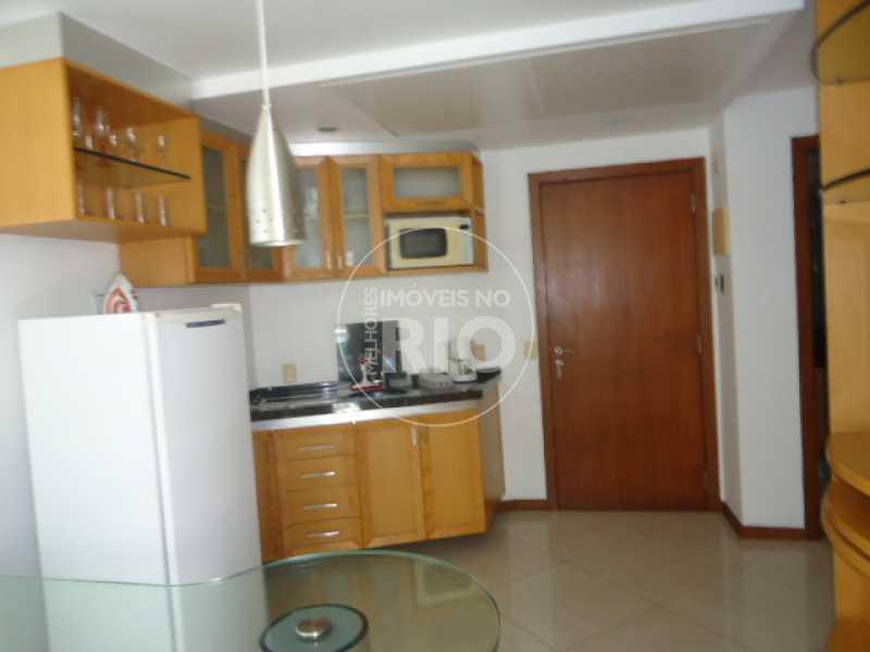 Melhores Imóveis no Rio - Apartamento 1 quarto na Barra da Tijuca - MIR1233 - 9