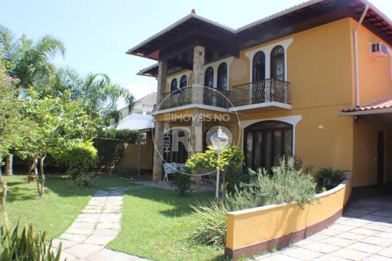 Melhores Imóveis no Rio - Casa no Condomínio Santa Marina - CB0617 - 1