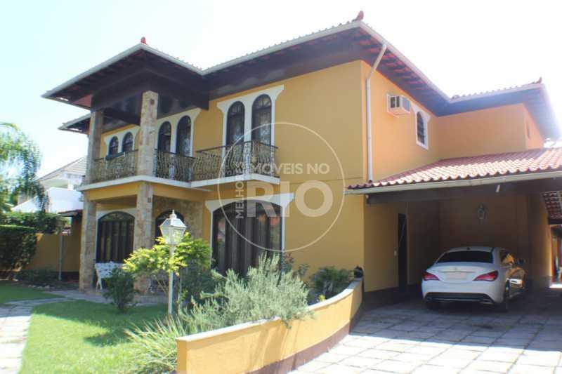 Melhores Imóveis no Rio - Casa no Condomínio Santa Marina - CB0617 - 3