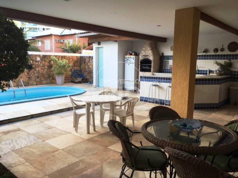 Melhores Imóveis no Rio - Casa 5 quartos no Condomínio Vivendas do Sol - CB0623 - 1