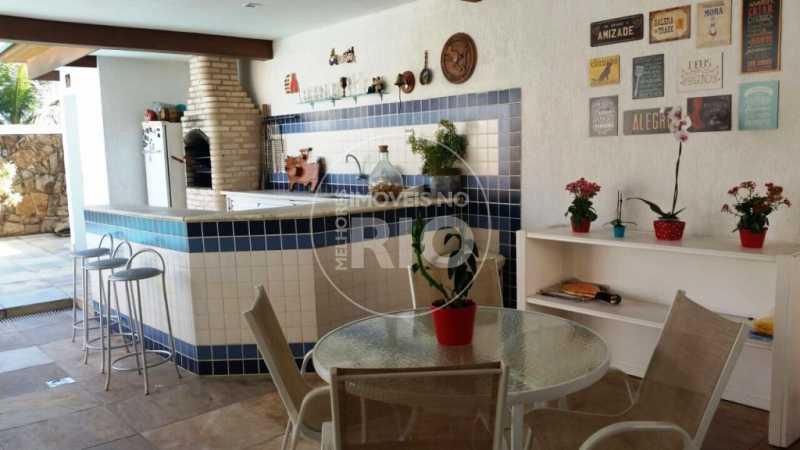 Melhores Imóveis no Rio - Casa 5 quartos no Condomínio Vivendas do Sol - CB0623 - 3