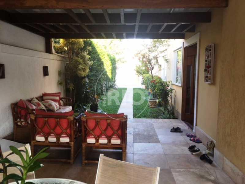 Melhores Imóveis no Rio - Casa 5 quartos no Condomínio Vivendas do Sol - CB0623 - 4