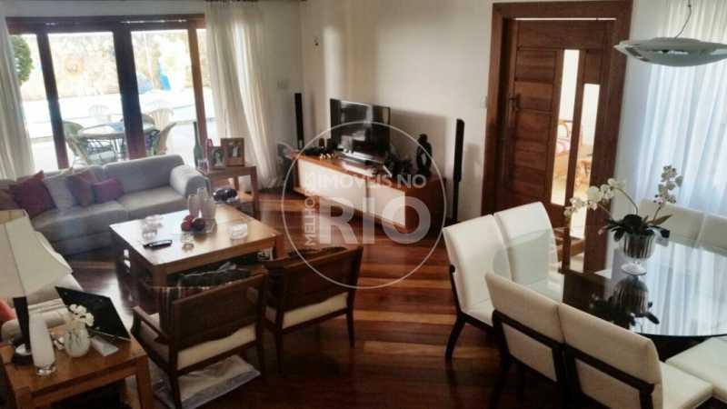Melhores Imóveis no Rio - Casa 5 quartos no Condomínio Vivendas do Sol - CB0623 - 5