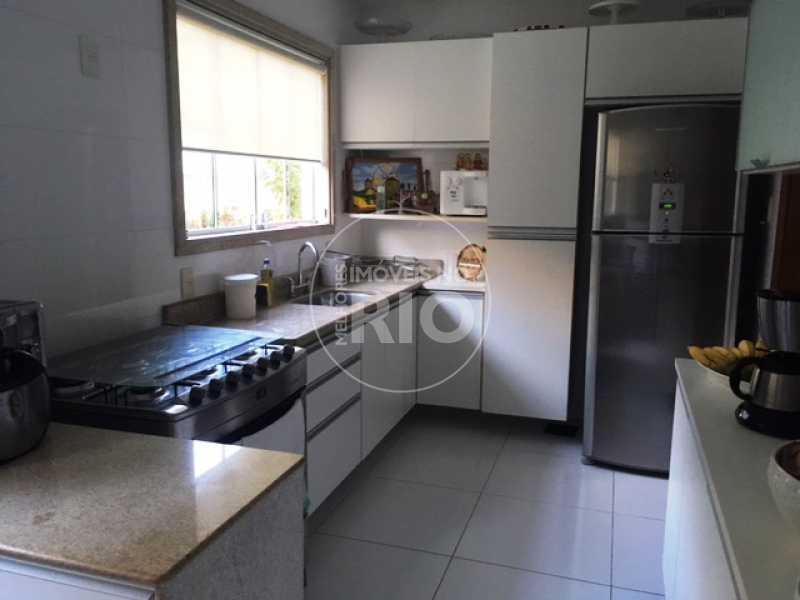 Melhores Imóveis no Rio - Casa 5 quartos no Condomínio Vivendas do Sol - CB0623 - 12