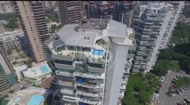 Melhores Imóveis no Rio - Apartamento 5 quartos na Barra da Tijuca - MIR1291 - 3