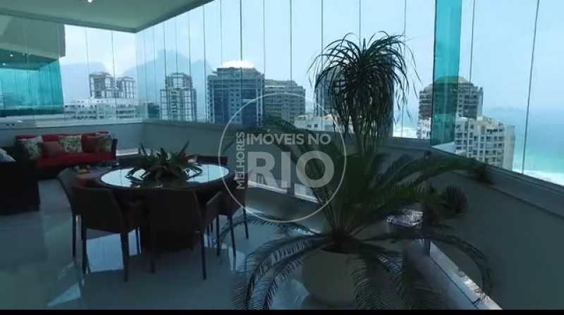 Melhores Imóveis no Rio - Apartamento 5 quartos na Barra da Tijuca - MIR1291 - 5