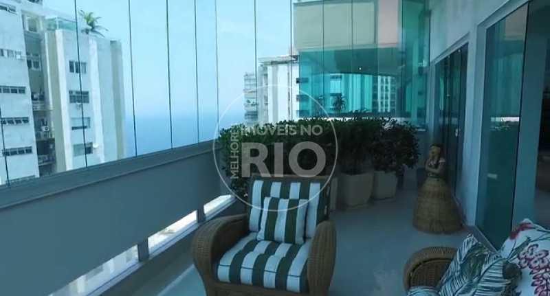 Melhores Imóveis no Rio - Apartamento 5 quartos na Barra da Tijuca - MIR1291 - 6