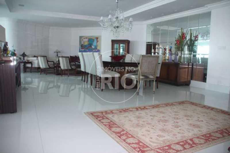 Melhores Imóveis no Rio - Apartamento 5 quartos na Barra da Tijuca - MIR1291 - 8
