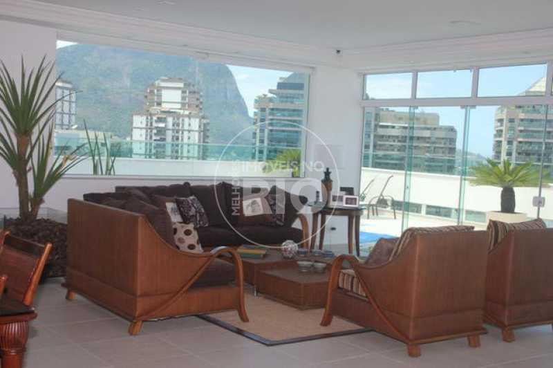 Melhores Imóveis no Rio - Apartamento 5 quartos na Barra da Tijuca - MIR1291 - 9