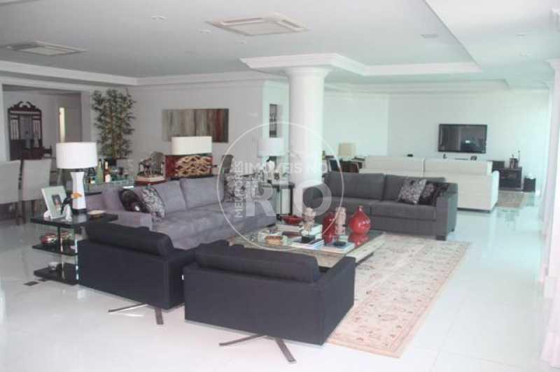 Melhores Imóveis no Rio - Apartamento 5 quartos na Barra da Tijuca - MIR1291 - 10