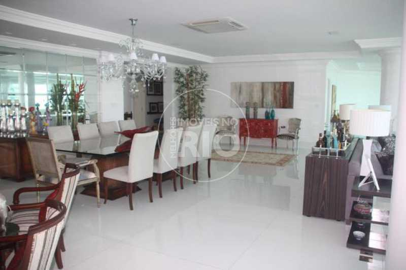 Melhores Imóveis no Rio - Apartamento 5 quartos na Barra da Tijuca - MIR1291 - 12