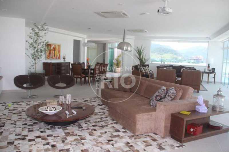 Melhores Imóveis no Rio - Apartamento 5 quartos na Barra da Tijuca - MIR1291 - 14
