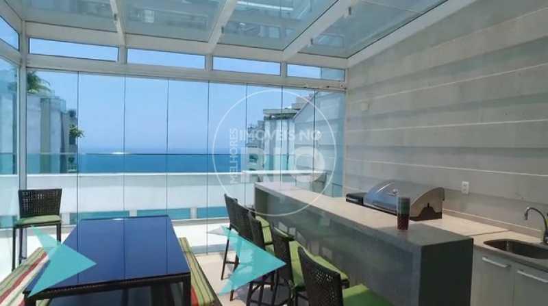 Melhores Imóveis no Rio - Apartamento 5 quartos na Barra da Tijuca - MIR1291 - 17