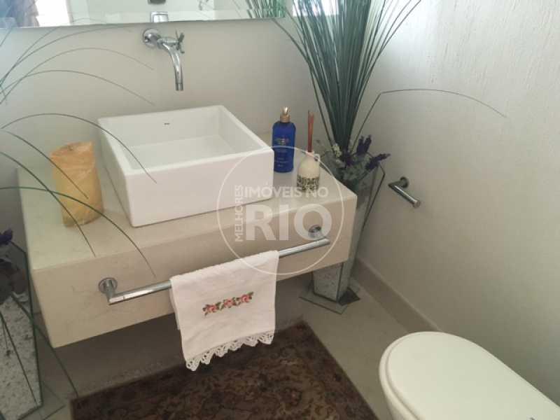 Melhores Imóveis no Rio - Casa 4 quartos no Condomínio Crystal Lake - CB0624 - 16