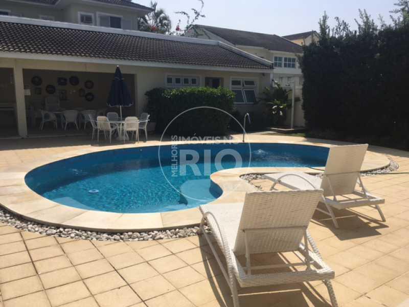 Melhores Imóveis no Rio - Casa 4 quartos no Condomínio Crystal Lake - CB0624 - 4