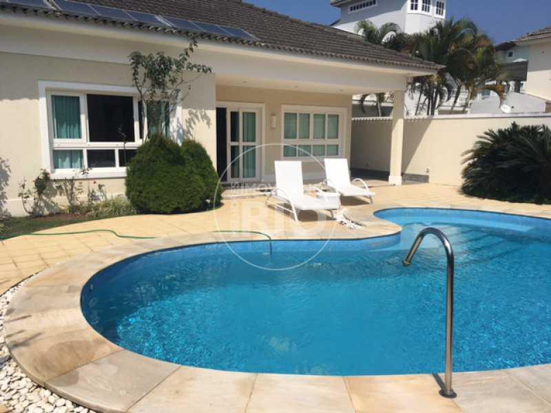 Melhores Imóveis no Rio - Casa 4 quartos no Condomínio Crystal Lake - CB0624 - 3