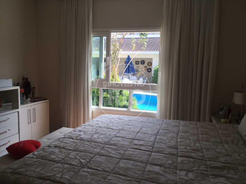 Melhores Imóveis no Rio - Casa 4 quartos no Condomínio Crystal Lake - CB0624 - 12
