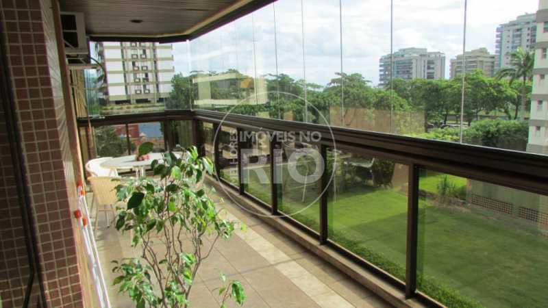 Melhores Imóveis no Rio - Apartamento 2 quartos na Barra da Tijuca - MIR1294 - 1