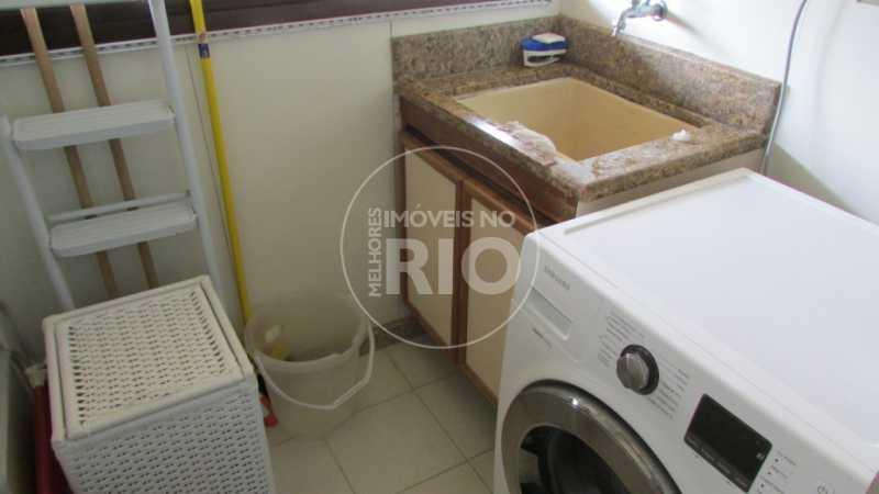 Melhores Imóveis no Rio - Apartamento 2 quartos na Barra da Tijuca - MIR1294 - 12