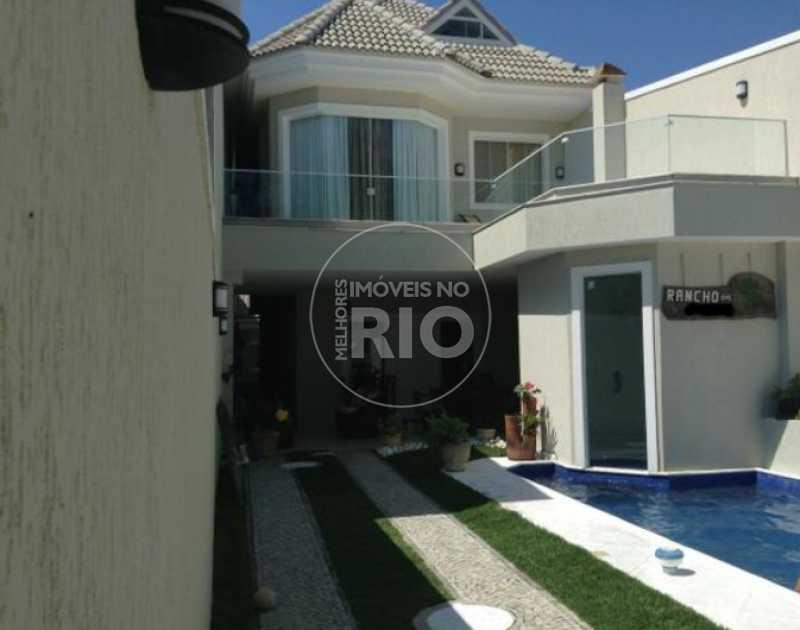 Melhores Imóveis no Rio - Casa 4 quartos no Condomínio Rio Mar - CB0628 - 1