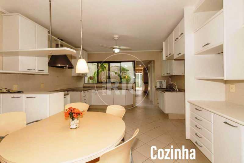 Melhores Imóveis no Rio - Casa 4 quartos no Condomínio Nova Ipanema - CB0638 - 19