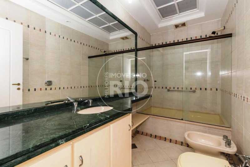 Melhores Imóveis no Rio - Casa 4 quartos no Condomínio Nova Ipanema - CB0638 - 17