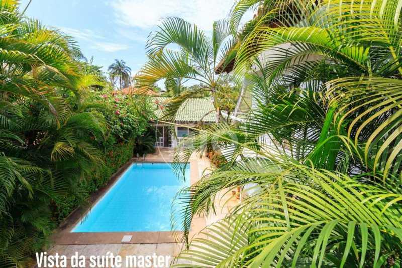 Melhores Imóveis no Rio - Casa 4 quartos no Condomínio Nova Ipanema - CB0638 - 3