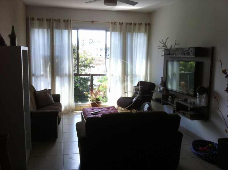 Melhores Imóveis no Rio - Apartamento 3 quartos em Vila Isabel - MIR1346 - 5