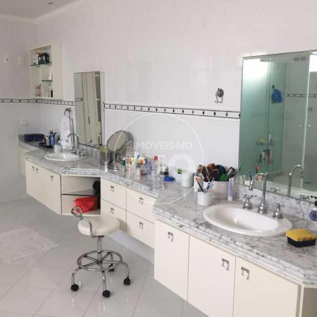 Melhores Imoveis no Rio - Casa 5 quartos no Condomínio Porto dos Cabritos - CB0642 - 16