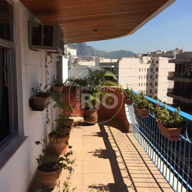 Melhores Imoveis no Rio - Apartamento 4 quartos na Tijuca - MIR1374 - 3