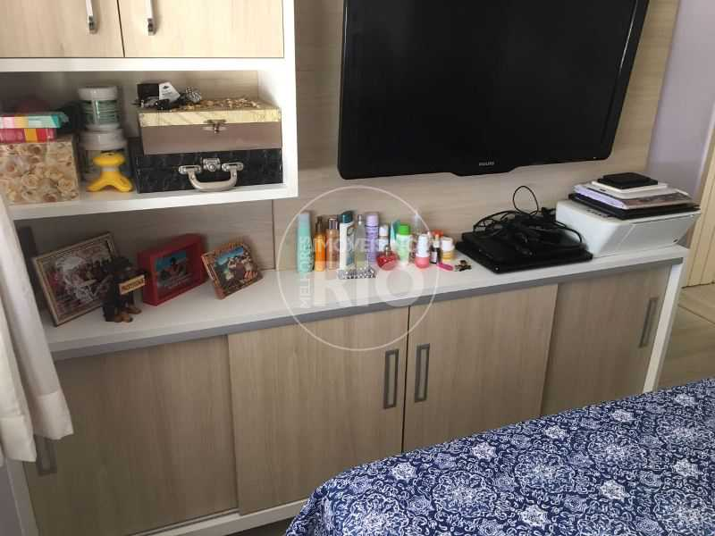Melhores Imoveis no Rio - Apartamento 2 quartos na Tijuca - MIR1378 - 10