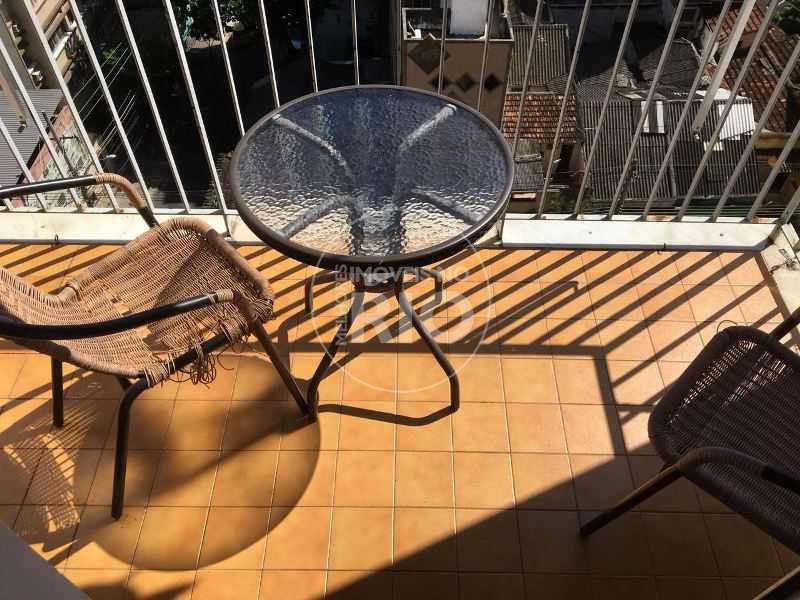 Melhores Imoveis no Rio - Apartamento 2 quartos na Tijuca - MIR1378 - 5