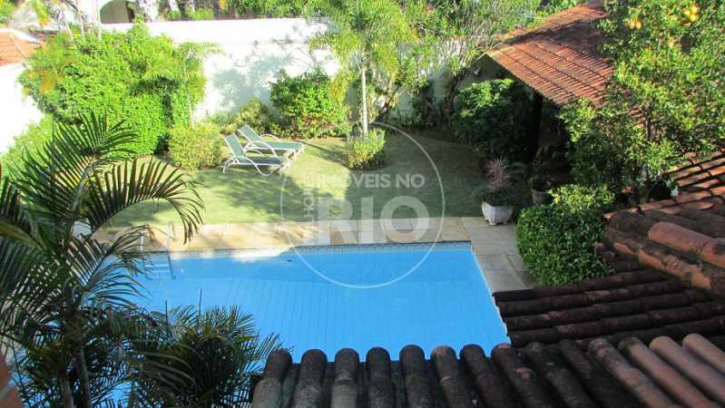Melhores Imóveis no Rio - Casa 4 quartos no Condomínio Santa Marina - CB0647 - 8