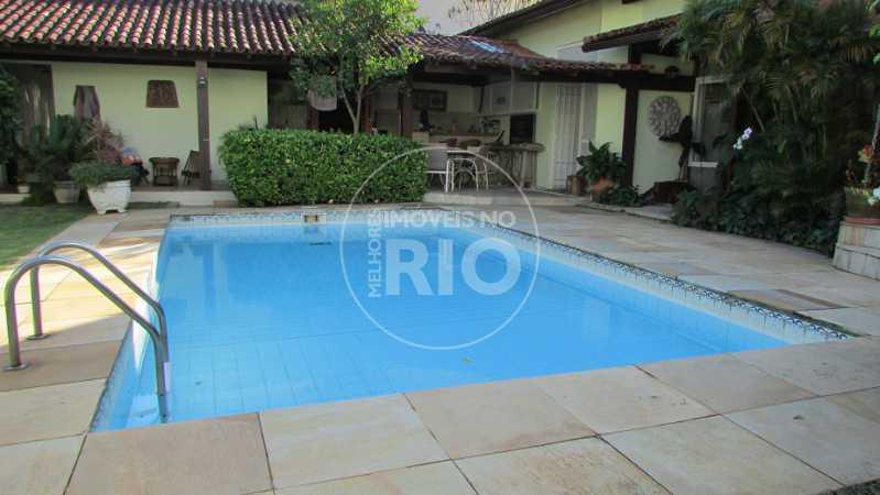 Melhores Imóveis no Rio - Casa 4 quartos no Condomínio Santa Marina - CB0647 - 3