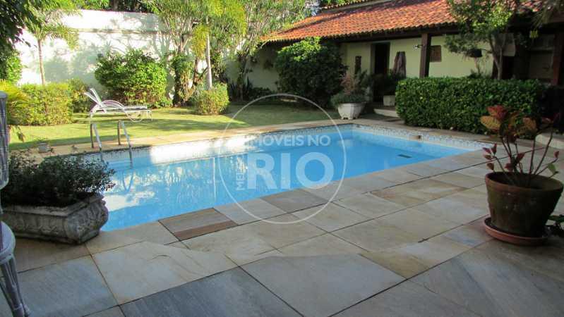 Melhores Imóveis no Rio - Casa 4 quartos no Condomínio Santa Marina - CB0647 - 4