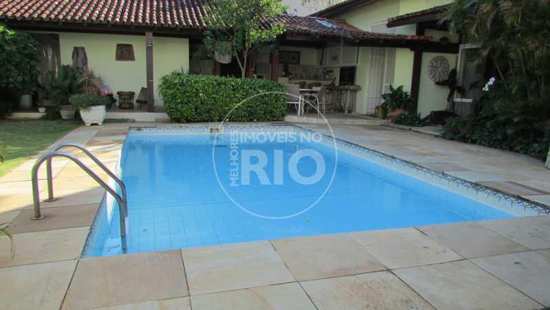Melhores Imóveis no Rio - Casa 4 quartos no Condomínio Santa Marina - CB0647 - 5