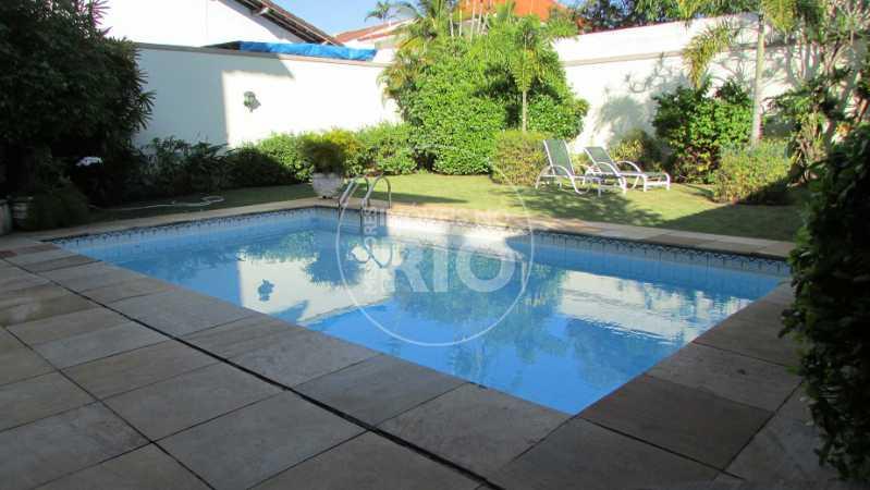 Melhores Imóveis no Rio - Casa 4 quartos no Condomínio Santa Marina - CB0647 - 6