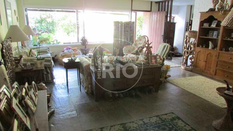 Melhores Imóveis no Rio - Casa 4 quartos no Condomínio Santa Marina - CB0647 - 9