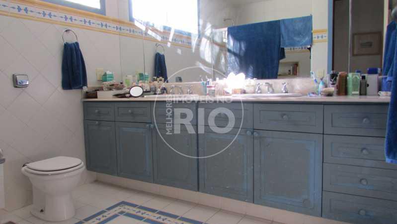 Melhores Imóveis no Rio - Casa 4 quartos no Condomínio Santa Marina - CB0647 - 16