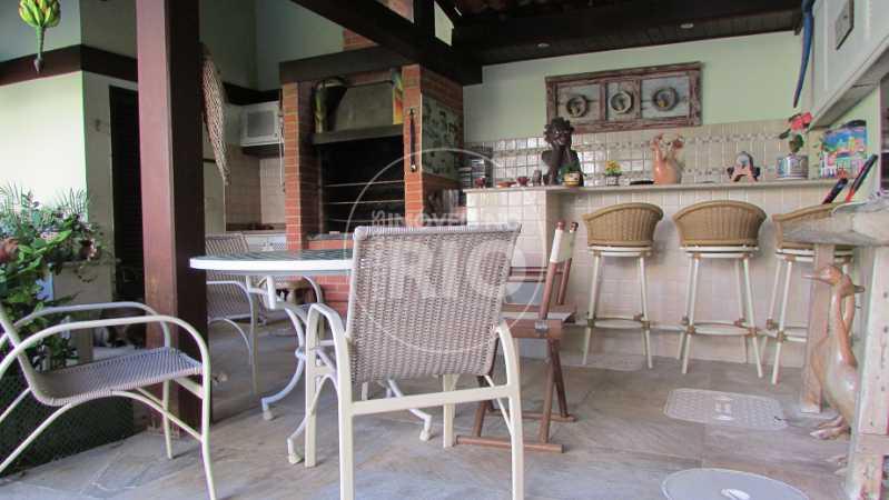 Melhores Imóveis no Rio - Casa 4 quartos no Condomínio Santa Marina - CB0647 - 7