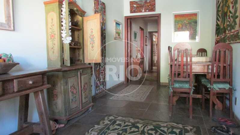 Melhores Imóveis no Rio - Casa 4 quartos no Condomínio Santa Marina - CB0647 - 11