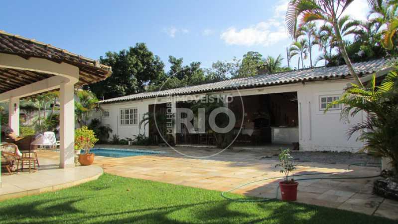Melhores Imóveis no Rio - Casa 4 quartos no Condomínio Santa Marina - CB0650 - 4