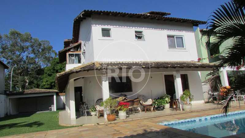Melhores Imóveis no Rio - Casa 4 quartos no Condomínio Santa Marina - CB0650 - 1