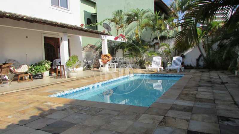 Melhores Imóveis no Rio - Casa 4 quartos no Condomínio Santa Marina - CB0650 - 5