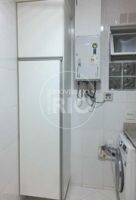 Melhores Imóveis no Rio - Apartamento 3 quartos no Leme - MIR1409 - 27