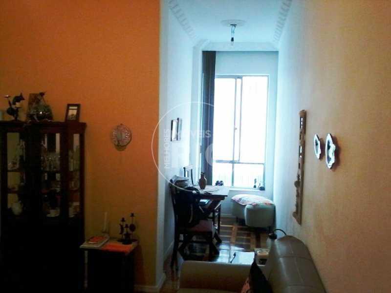 Melhores Imóveis no Rio - Apartamento 1 quarto na Tijuca - MIR1454 - 5