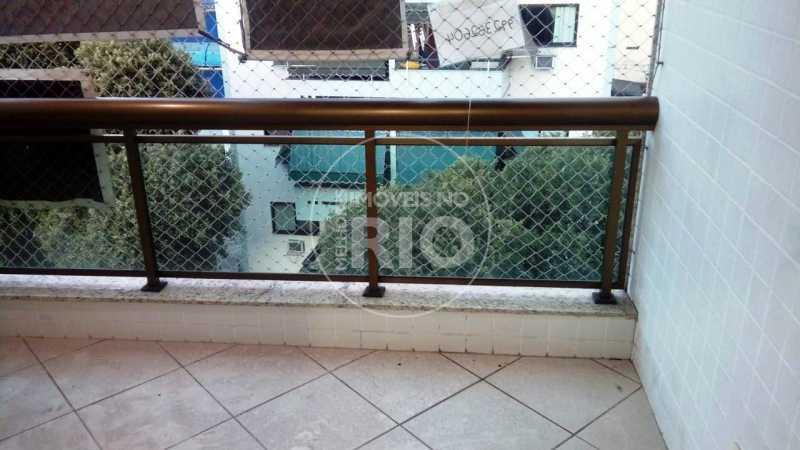 Melhores Imóveis no Rio - Apartamento 2 quartos na Tijuca - MIR1461 - 3