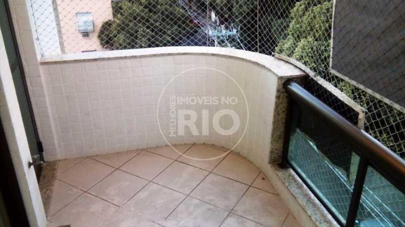 Melhores Imóveis no Rio - Apartamento 2 quartos na Tijuca - MIR1461 - 1